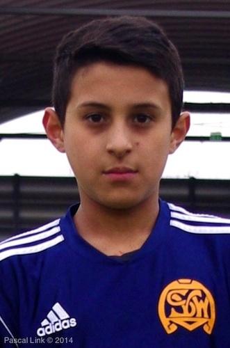 Houssam Roubio 4